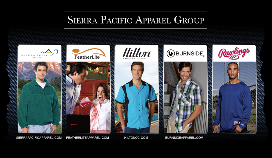 sierra pacific apparel group